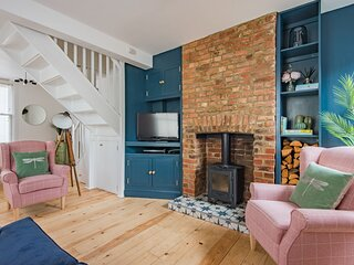 Delightful two bedroom property in the heart of Whitstable
