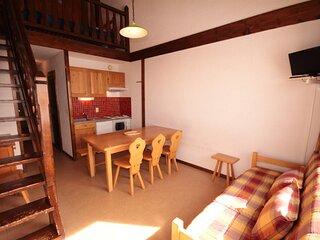 Grand appartement 2 pièces mezzanine