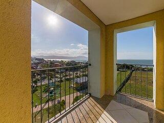 Suite Top 60m2 Bela vista mar em resort ILC3415