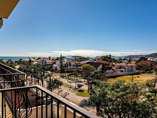 Luxuosa suite com vista p/ mar em resort ILC2307