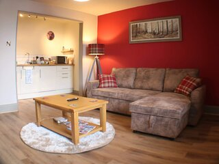 Immaculate 1 Bed Apartment in Pitlochry, Scotland