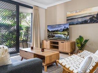 Poolside Ground Floor Turtle Beach Resort Apartment