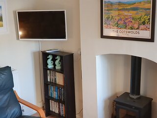 Cosy Cottage for 2 in the Heart of Winchcombe, Dog Friendly !