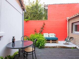 Les 5 Continents - Maison avec terrasse - 6 km de Nantes
