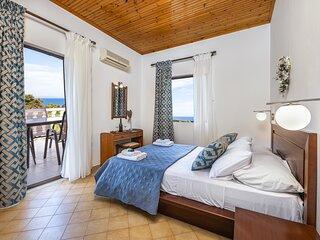 Villa Kapnisi, Apartment for 4 guests in Vasilikos!