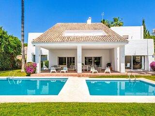 Puerto Banus Luxury Private Villas XII