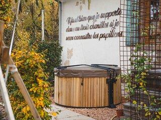 Le Grand Petit Prince Gîte Charmant - Maison 2 personnes - Jacuzzi