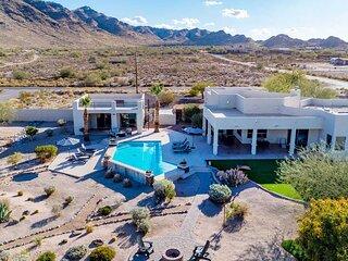 Adobe Arizona Home w/ Amazing 360° Mountain Views!