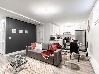 Brand New - 1BR Boutique Apartment - PRIME Location!