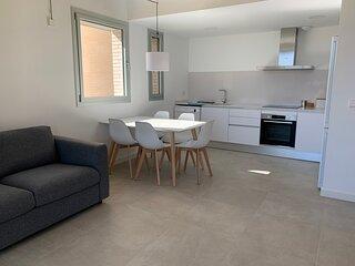 Apartamento nuevo en Platja d'Aro a 5´de la playa