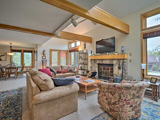 NEW! Spacious Wilmington Home w/ Deck & Mtn Views!