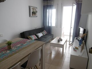 Bonito apartamento cerca de l playa