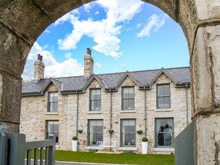 Luxury seafront home in Rhos-on-Sea