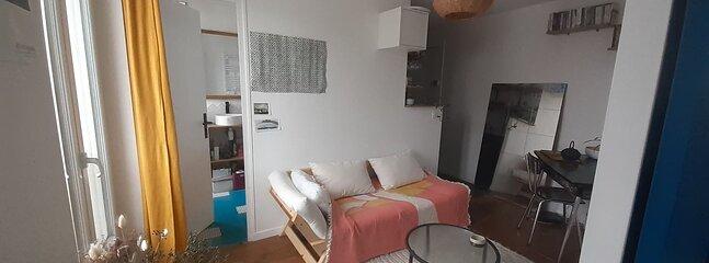 Havre de paix à 2 pas de Paris, location de vacances à Drancy