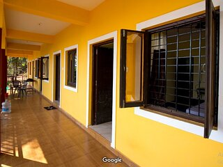 3 Farmhouse Room stay near Arambol Beach