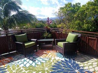 Pristine X lg 1 bdrm 1 bath aprt w/Sweeping Views of Kailua