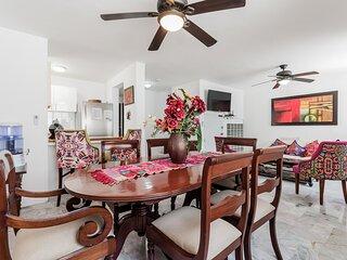 Casa entera/ 3 habitaciones/ Cocina equipada/ Garage en la propiedad/ TV/ WiFi