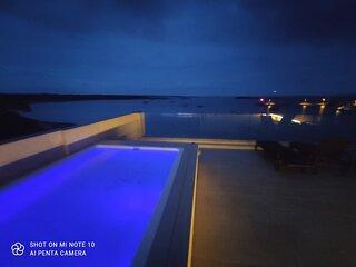 Suite con Jacuzzi in Beachfront Es Turo luxury Hostal