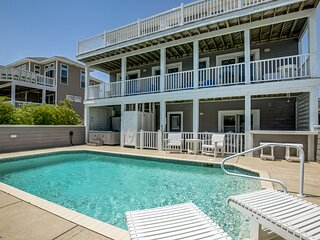 Shorely Blessed | 650 ft from the beach | Private Pool, Hot Tub | Corolla