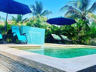 Villa 5, Beautiful newly remodel private villa with a pool