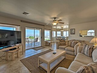 Lake Havasu City Family Home w/ Stunning Views!