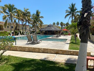 Pool 1 2 pools on property. this is Main Pool.