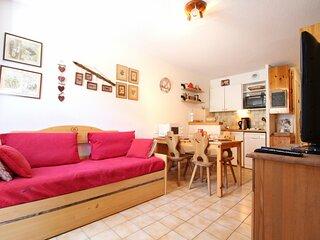 PPB006 Appartement 4 pers - Résidence au pied des pistes