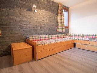 BO0027 Appartement dans le village de Lanslebourg à 300m des pistes