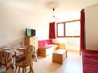 BO0033 Appartement dans le village de Lanslebourg à 300m des pistes