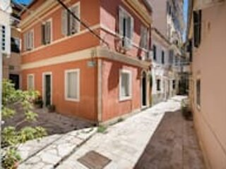 Corfu Q Apartment 1, location de vacances à Boukari