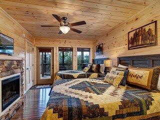 Majestic Mountain View - 4 Bedrooms, 4.5 Baths, Sleeps 12