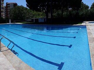 Apto. Zona Familiar con piscina