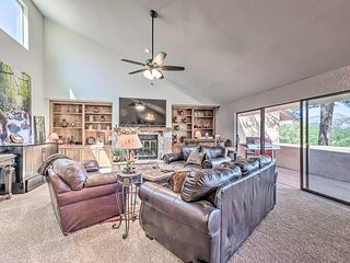 NEW! Central Alto Townhome: Hike, Bet, Ski & Golf