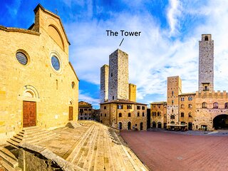 Torre Salvucci Medieval Tower Experience
