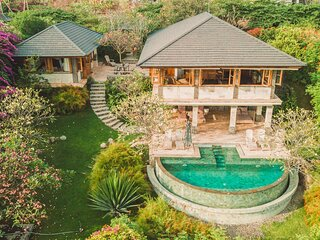 Villa Gajah, Sumberkima Hill