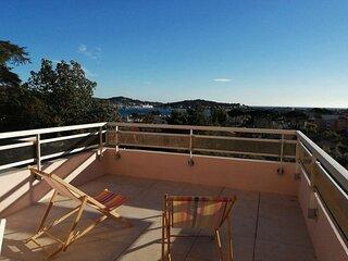 Super appartement au calme à La Seyne sur Mer à 10 min de la plage