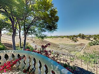 Private Casita Overlooking Winery | Grill, Central AC