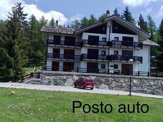 casa vacanze Col de Joux, Villaggio les Pleiades