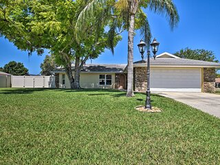 NEW! Relaxing Port Orange Home - 5 Miles to Beach!