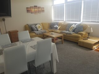 Chalet Self Catering Camber Sands Holiday Park