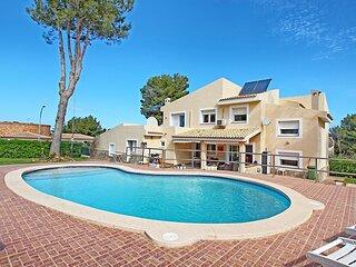 Stunning 4-Bed Villa in Santa Ponça w/private pool
