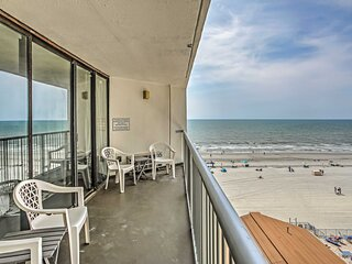 NEW! Sand Oceans Club Condo with Community Perks