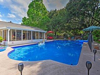 Guest Suite w/ Pool, Walk to Seminole Wekiva Trail