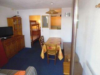 Studio cabine pour 5 personnes, résidence Ermitage