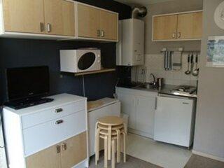 Studio cabine 4  avec parking exterieur, residence Le Montana
