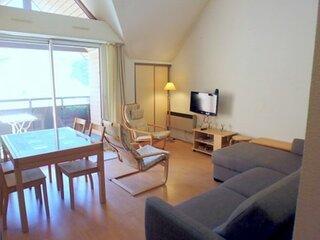 Appartement deux pièces cabine 8 personnes, résidence Face Sud