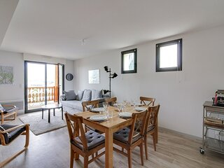 Appartement 3 pièces 8 personnes, résidence Sol Y Néou
