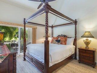 4 bedroom 3 bath Garden Villa. Amazing Value!