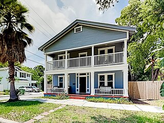 Exceptional Vacation Home with walking distance to Breweries