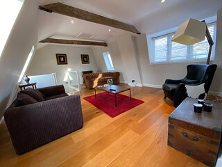 The Granary: Lovely townhouse in the heart of Stamford
